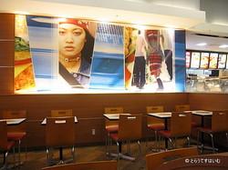 KFCイオンモール加西北条店店内