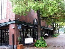 MLB café TOKYO外観