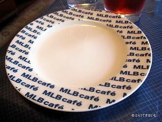 MLB café TOKYO取り皿