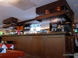 MLB café TOKYO店内1